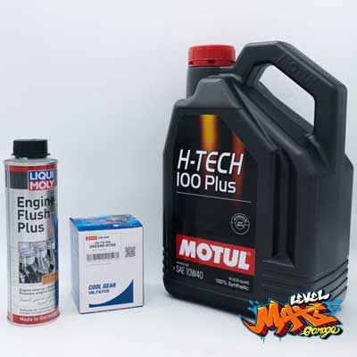 Motul H-TECH 100 PLUS
