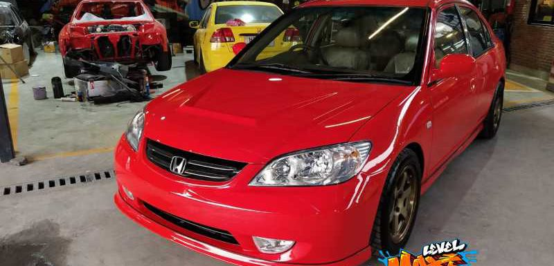 honda civic es